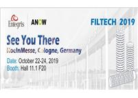 Join ANOW at FILTECH 2019 in Germany